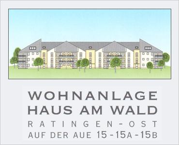Logo Haus am Wald Ratingen