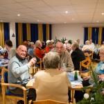 Weihnachtsfeier 2012 der Wohnanlage Haus am Wald Ratingen - Bewohner 2